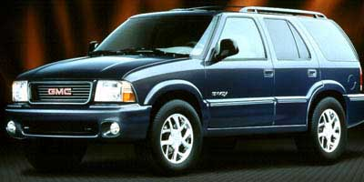 1998 GMC Envoy Review, Ratings, Specs, Prices, and Photos