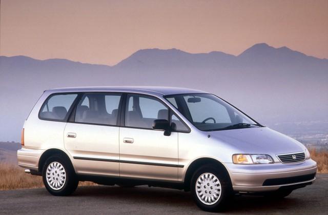 1998 Honda Odyssey EX