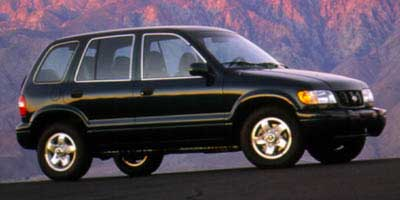 1998 Kia Sportage Review, Ratings, Specs, Prices, And Photos   The Car  Connection