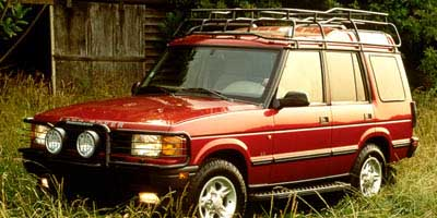 1998 Land Rover Discovery LE