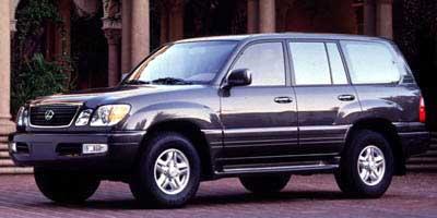 1998 Lexus LX 470 Luxury Wagon