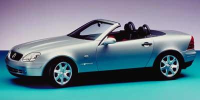 1998 Mercedes Benz SLK Class