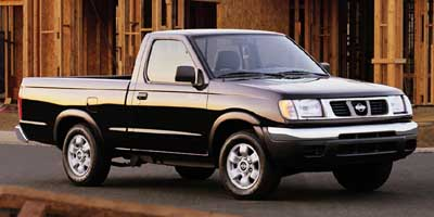 1998 Nissan Frontier 2WD