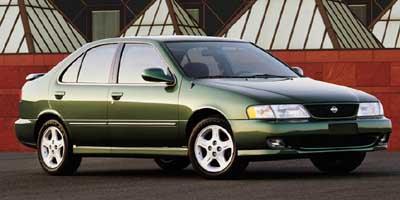 1998 Nissan Sentra SE