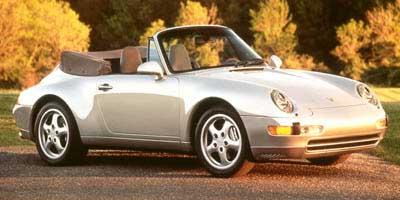 1998 Porsche 911 Carrera 4