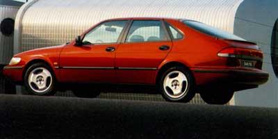1998 Saab 900 SE