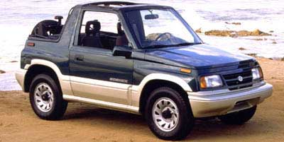 New And Used Suzuki Sidekick Prices Photos Reviews Specs The Car Connection
