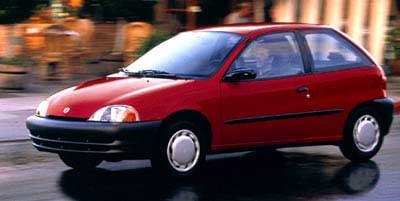 1998 Suzuki Swift