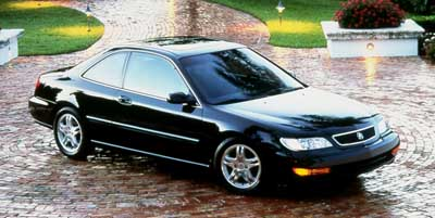 1999 acura cl review ratings specs prices and photos. Black Bedroom Furniture Sets. Home Design Ideas