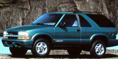 1999 Chevrolet Blazer Chevy Review Ratings Specs Prices And Photos The Car Connection