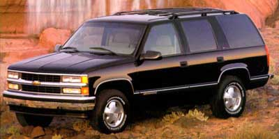 1999 Chevrolet Tahoe Chevy Review Ratings Specs Prices
