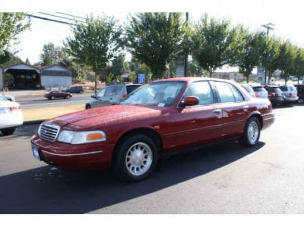 1999 Ford Crown Victoria used car : crown ford used cars - markmcfarlin.com