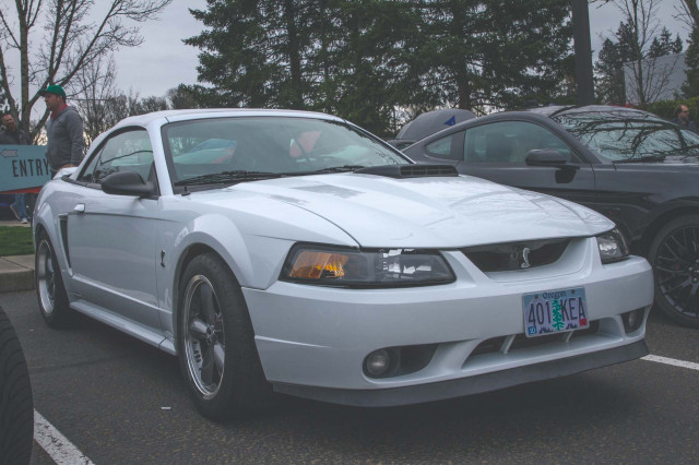 Victor Weitzel's 1999 Ford Mustang Cobra