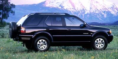 1999 Honda Passport Review Ratings Specs Prices And Photos The