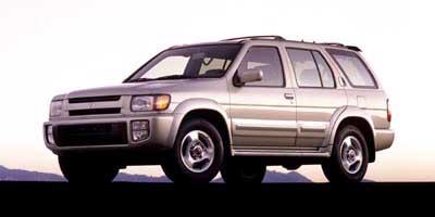 1999 Infiniti QX4 Luxury