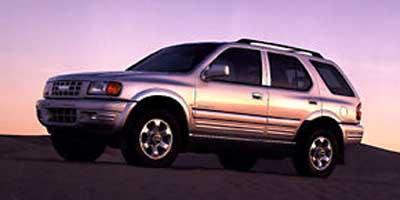 1999 Isuzu Rodeo S
