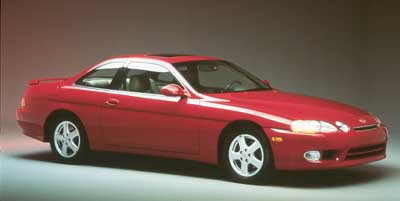 1999 Lexus SC 400 Luxury Sport Coupe