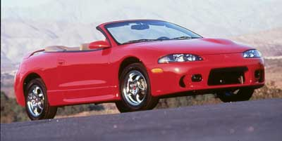 1999 Mitsubishi Eclipse Review Ratings Specs Prices And Photos The Car Connection