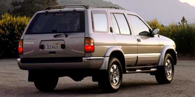 1999 Nissan Pathfinder Review Ratings Specs Prices And