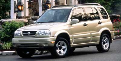 1999 Suzuki Grand Vitara Review