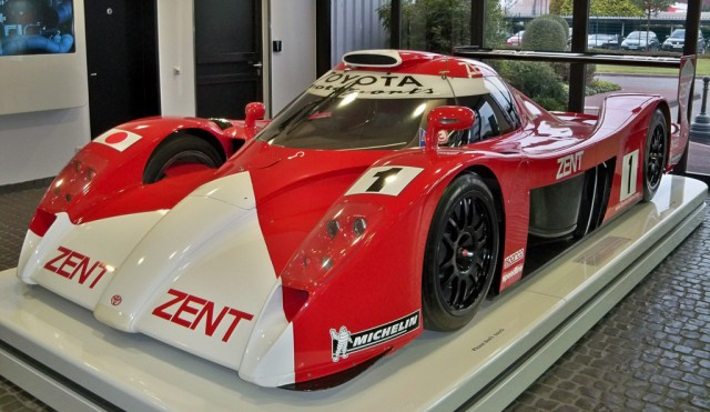 Toyota Announces Le Mans Comeback And New Hybrid Race Car