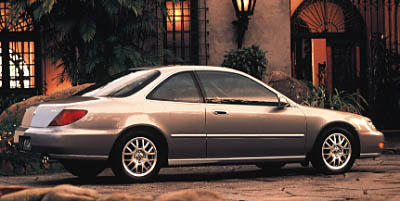 2000 acura cl review ratings specs prices and photos the car