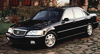 2000 acura rl review ratings specs prices and photos the car rh thecarconnection com 1999 Acura RL Owner's Manual Acura TL Repair Manual PDF