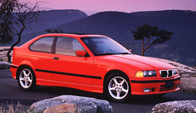 Budget Bimmer The BMW Ti - Bmw 318ti