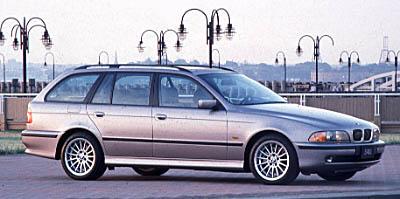 1999 BMW 540i Sport Wagon