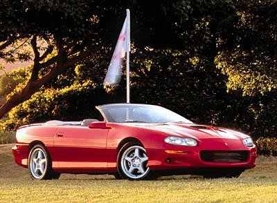 1999 Chevrolet Camaro SS Convertible