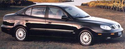 1999 Daewoo Leganza