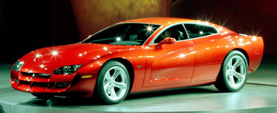 1999 Dodge concept Charger