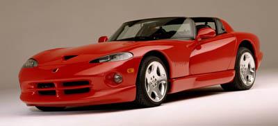 1999 Dodge Viper RT/10