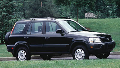 1999 Honda CR V Review Ratings Specs Prices And Photos