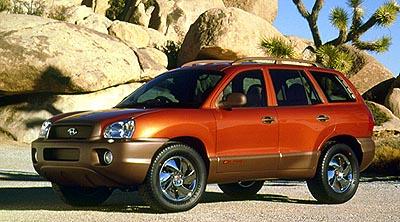 1999 Hyundai Santa Fe