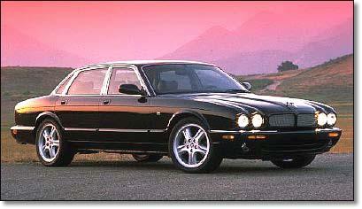 1999 jaguar xj8l