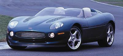 1999 Jaguar XK180