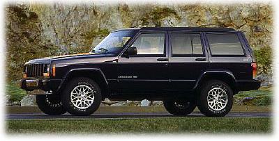 1999 Jeep Cherokee Review Ratings Specs Prices And Photos