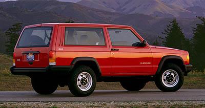 Image: 1999 Jeep Cherokee 2-door , size: 400 x 211, type ...