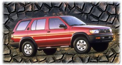 1999 nissan pathfinder repair manual
