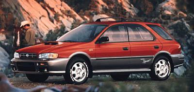 1999 Subaru Impreza Outback