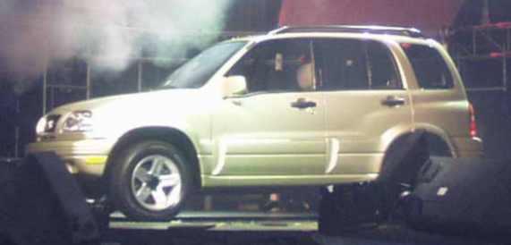1999 Suzuki Grand Vitara Review Ratings Specs Prices And Photos