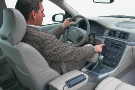 1999 Volvo S80 Interior