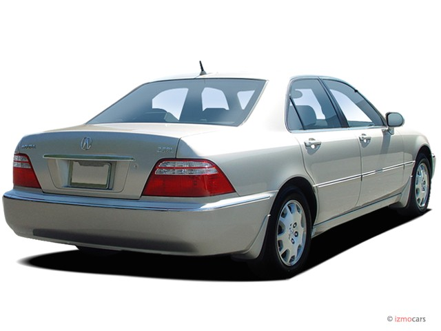 Acura rl type