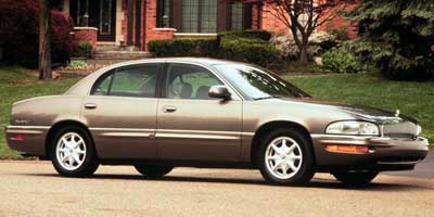 2000 buick park avenue review ratings specs prices and. Black Bedroom Furniture Sets. Home Design Ideas