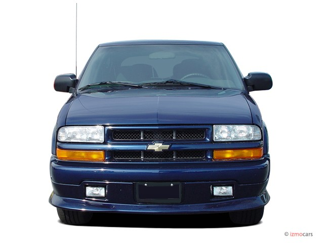 Image: 2005 Chevrolet Blazer 2-door Front Exterior View, size: 640 x 480, type: gif, posted on ...