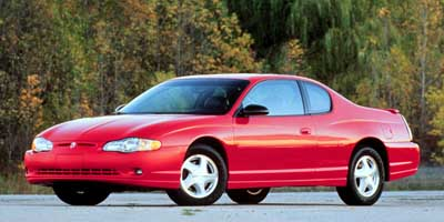 2000 chevrolet monte carlo chevy review ratings specs prices and photos the car connection. Black Bedroom Furniture Sets. Home Design Ideas