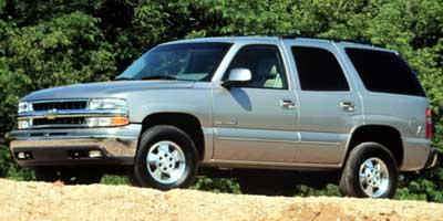 2000 Chevrolet New Tahoe Base