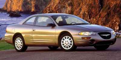 2000 Chrysler Sebring LX