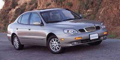 2000 Daewoo Leganza Review, Ratings, Specs, Prices, and Photos - The